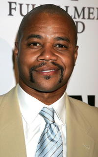 Cuba Gooding, Jr. at the Fulfillment Fund's