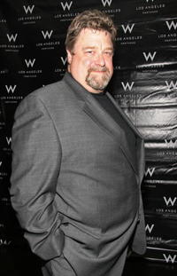 John Goodman at the W Hotel Fundraiser for Hurricane Katrina in Westwood, CA.