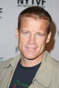 Mark Valley at the premiere of