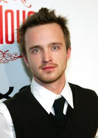 Aaron Paul at the Las Vegas opening of