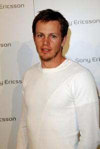 Kip Pardue at the Sony Ericssons Hollywood Premiere Party 2003.