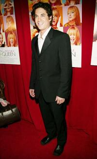 Adam Garcia at the premiere of