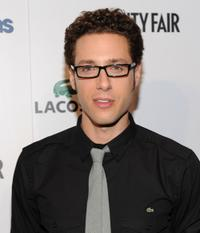 Paulo Costanzo at the USA Network and Vanity Fair Royal Pains Season Two Kick Off Event.