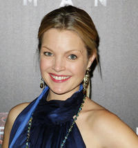 Clare Kramer at the Australian premiere