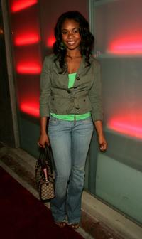 Regina Hall at the LaFace and AXE Present Ciaras BET Awards Pre-Party and Celebration.