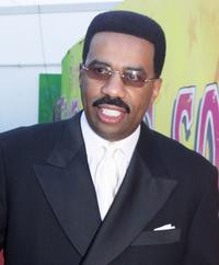 Steve Harvey at the 6th Annual Soul Train Lady of Soul Awards.