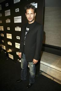 Matthew Davis at the Sundance Channel, GQ Magazine and Miller Genuine Draft celebrating the launch of House of Boateng.