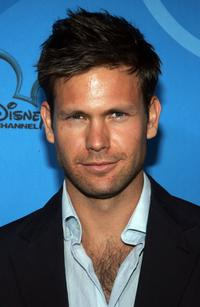 Matthew Davis at the Disney - ABC Television Group All Star Party.