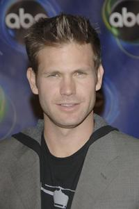 Matthew Davis at the ABC Winter Press Tour All Star Party.