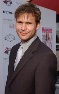 Matthew Davis at the 4th Annual Young Hollywood Awards.