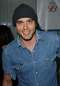 Anson Mount at the Launch of TriggerStreet.com.