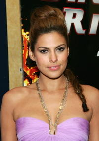 Eva Mendes at the