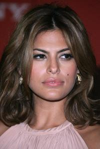 Eva Mendes at the Sony Global Marketing Partners' Conference Closing Celebration.