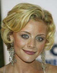 Jessica Cauffiel at the premiere of