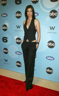 Bridget Moynahan at the premiere of ABC Television Network's