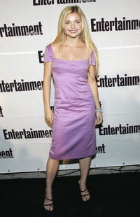 Izabella Miko at the Entertainment Weekly/ Endeavor party in Toronto, Ontario.