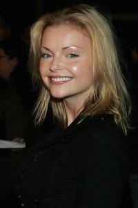 "Izabella Miko at the premiere of ""Standing Still"" in Hollywood."