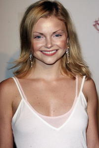 Izabella Miko at the Benefit for the Los Angeles Mission in Hollywood, California.