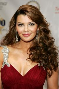 Ali Landry at the 18th Annual Night Of 100 Stars Gala.