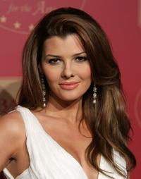 Ali Landry at the National Hispanic Foundation for the Arts and Bacardi Rums Latino Legacy on Film.