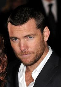 Sam Worthington at the London premiere of