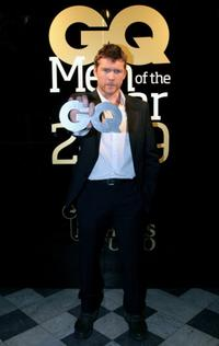 Sam Worthington at the 2009 GQ Men Of The Year Awards.