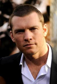 Sam Worthington at the premiere of
