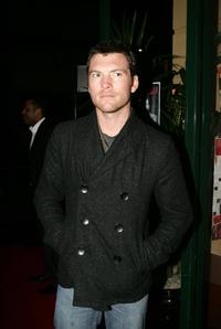 Sam Worthington at the world premiere of