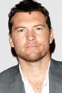 Sam Worthington at the Hello Elle Australia show during Mercedes-Benz Fashion Week in Sydney.