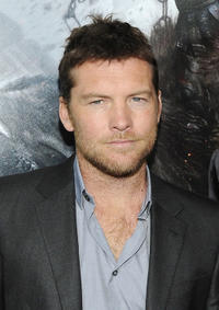 Sam Worthington at the New York premiere of