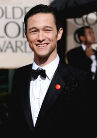 Joseph Gordon-Levitt at the 67th Annual Golden Globe Awards.