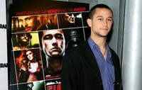 Joseph Gordon-Levitt at the screening of