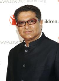 Deepak Chopra at the 75th Anniversary of Save the Children.
