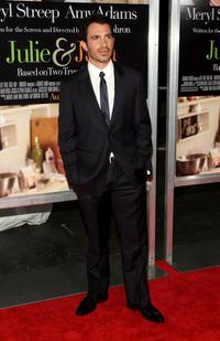 Chris Messina at the New York premiere of