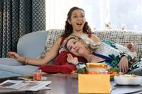 Maya Rudolph as Verona and Catherine O'Hara as Gloria in