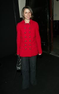 Maya Rudolph at the Marc Jacobs Fall/Winter 2003 Collection fashion show.
