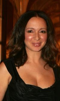 Maya Rudolph at the Museum of Television and Radio honoring of Bob Wright and Saturday Night Live.