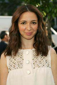 Maya Rudolph at the premiere of
