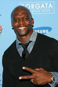 Terry Crews at the Maxim's Pre-Super Bowl XLI Party.