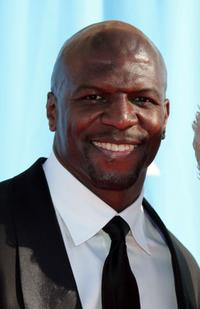 Terry Crews at the 39th NAACP Image Awards.