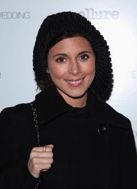 Jamie-Lynn Sigler at the screening of