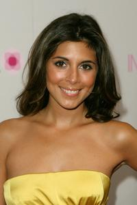 Jamie-Lynn Sigler at the Intermix opening on Robertson Blvd.