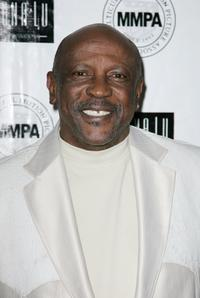 Louis Gossett, Jr. at the MMPA's Annual Oscar Week Luncheon.
