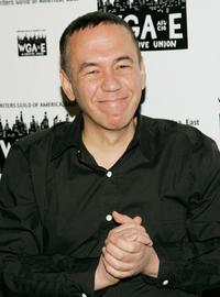 Gilbert Gottfried at the 59th Annual Writers Guild of America Awards at the Hudson Theatre.