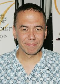 Gilbert Gottfried at the premiere of