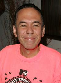 Gilbert Gottfried at the cast of