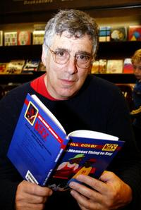 Elliott Gould at the Anti-Defamation League 'Close the Book on Hate the 3rd annual nationwide campaign.