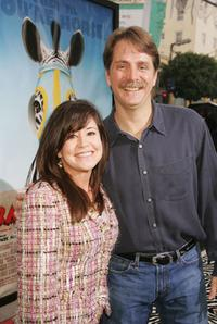 Gregg and Jeff Foxworthy at the premiere of