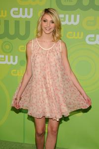 Taylor Momsen at the CW Networks Upfront.