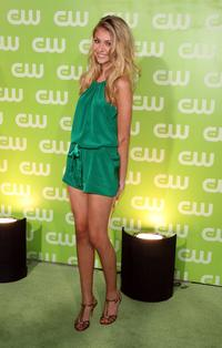Taylor Momsen at the CW Television Critics Association Press Tour party.